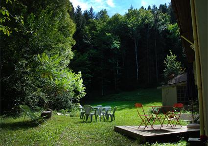 parc et bois d'Ariege