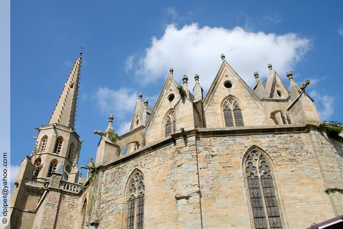 Eglise de Mirepoix en Ariège
